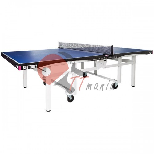 Стол теннисный Butterfly Indoor Centrefold 25 Blue ITTF, код: BF-T2625G