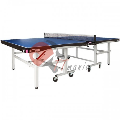 Стол теннисный Butterfly Indoor Octet 25 Blue ITTF, код: BF-T25B