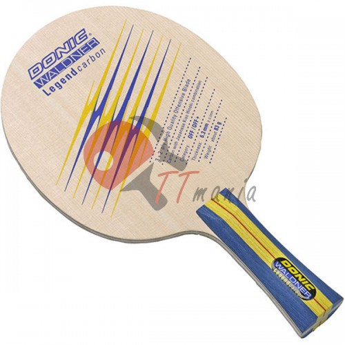 Основание Donic Waldner Legend Carbon, код: D110208010