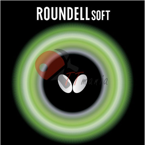 Накладка Butterfly Roundell Soft, код: BF-ROS