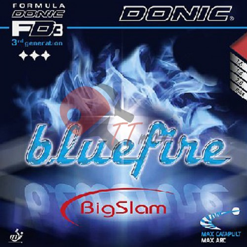 Накладка Donic Bluefire Big Slam, код: D000283116